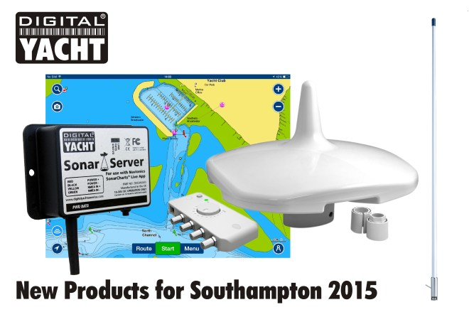 new products for southampton boatshow