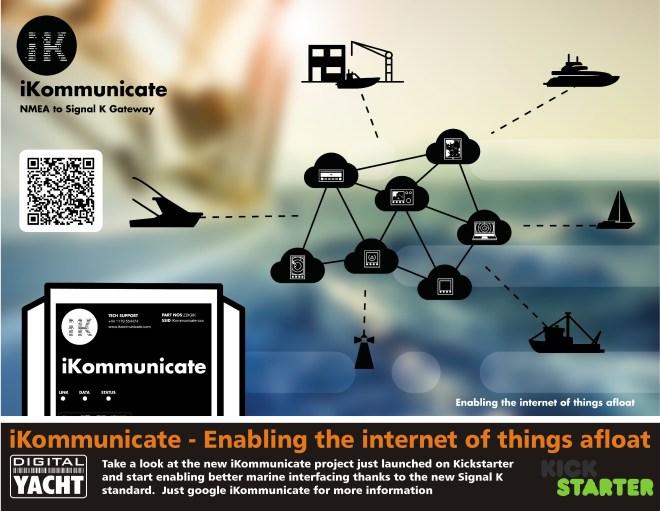 iKommunicate Poster
