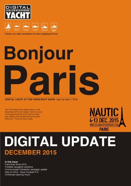 NEWSLETTER DECEMBER 2015 front cover