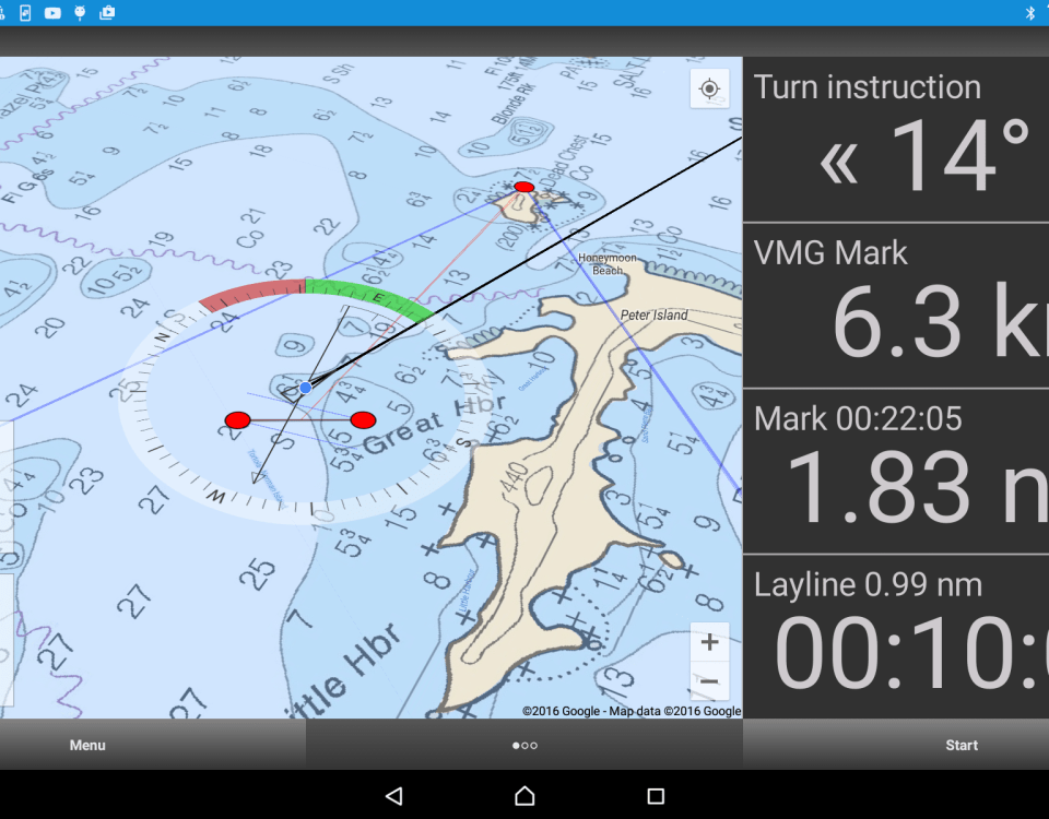 Android apps - Digital Yacht News