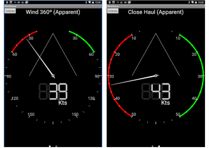 WindSense App for Android