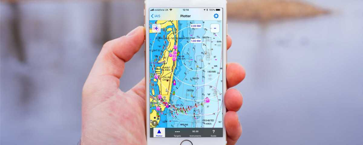 iAIS Gets A Navionics Upgrade