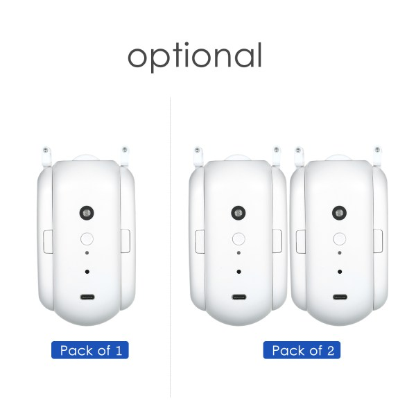 WiFi Automatic Curtain Opener Closer Robot Wireless Smart Curtain Motor Timer Voice Control Smart Home Automation 2
