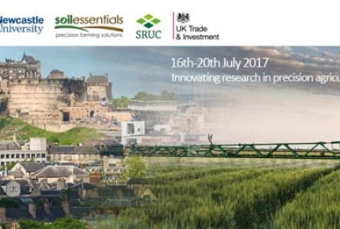 Banner XI Conferencia Europea de Agricultura de Precisión