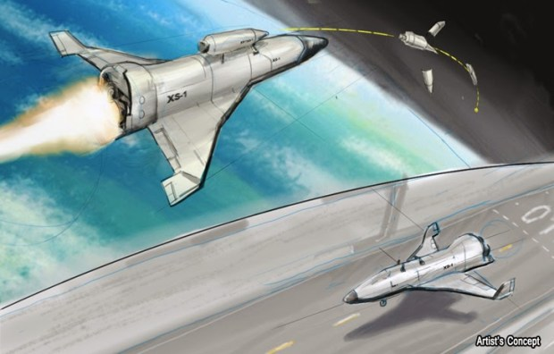 DARPA XS-1 Experimental space plane