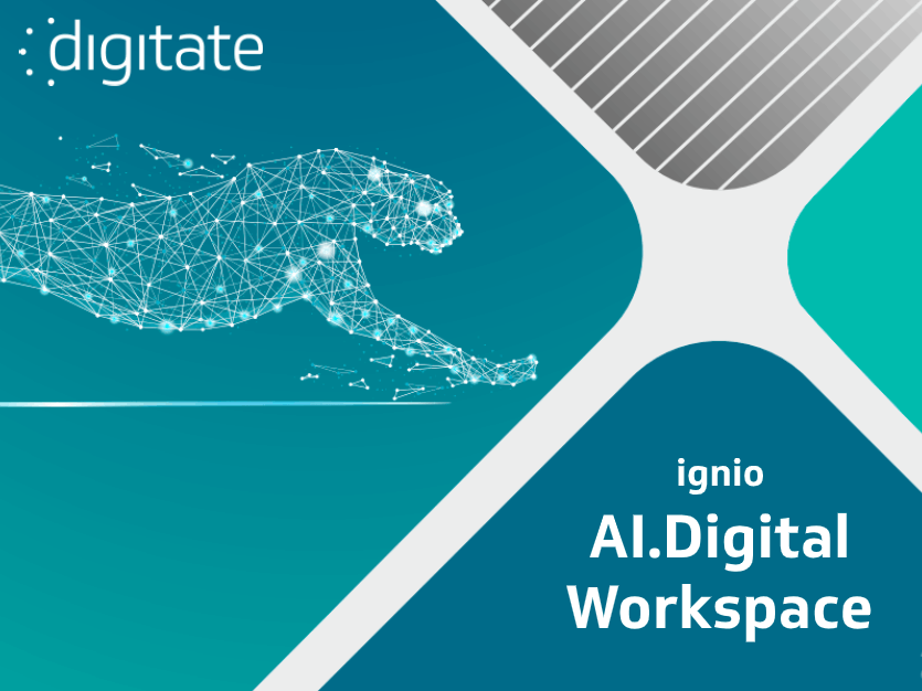 Product Sheet ignio AI.Digital Workspace