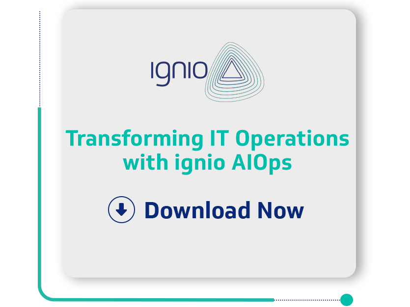 Transforming IT Operations with ignio AIOps