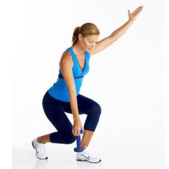 Dancing squat