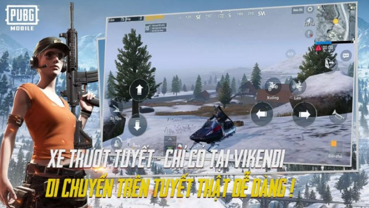 Download PUBG VN for PC free Windows & macOS