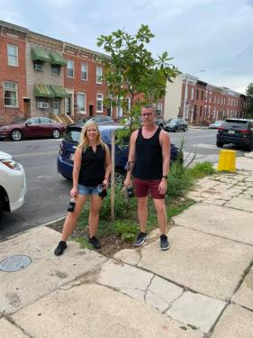 Canton Canopy Weed Water and Mulch Event