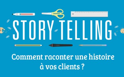 Le storytelling : comment raconter une histoire à vos clients ?