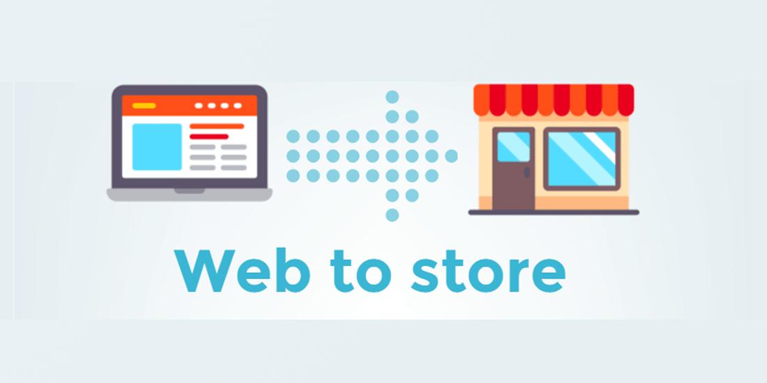 Le Web to Store, qu'est ce que c'est et quels enjeux ?