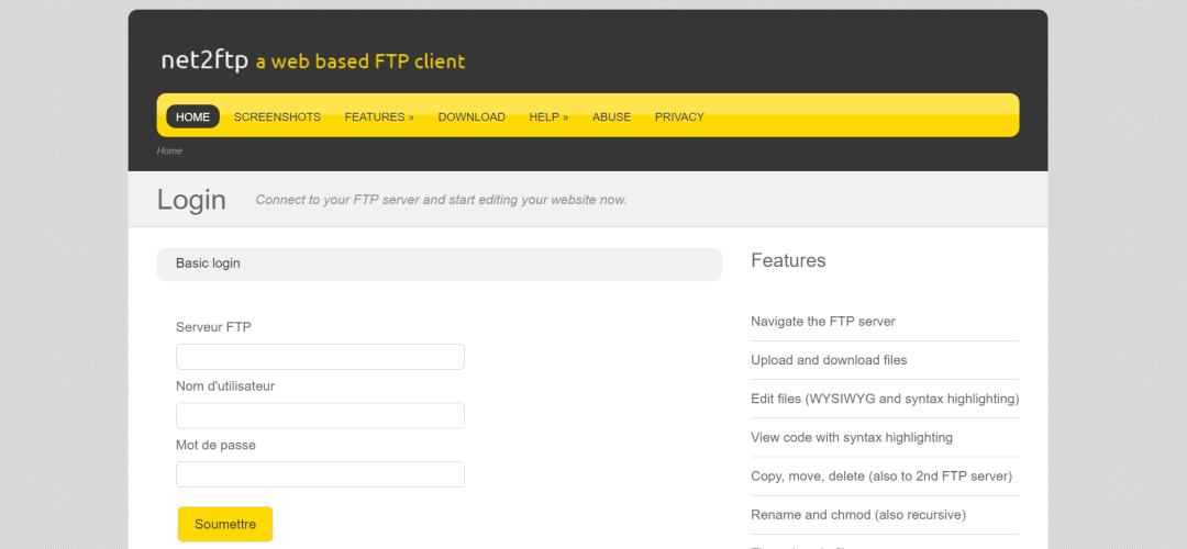 FTP en ligne : Comment se connecter à son serveur à distance ?