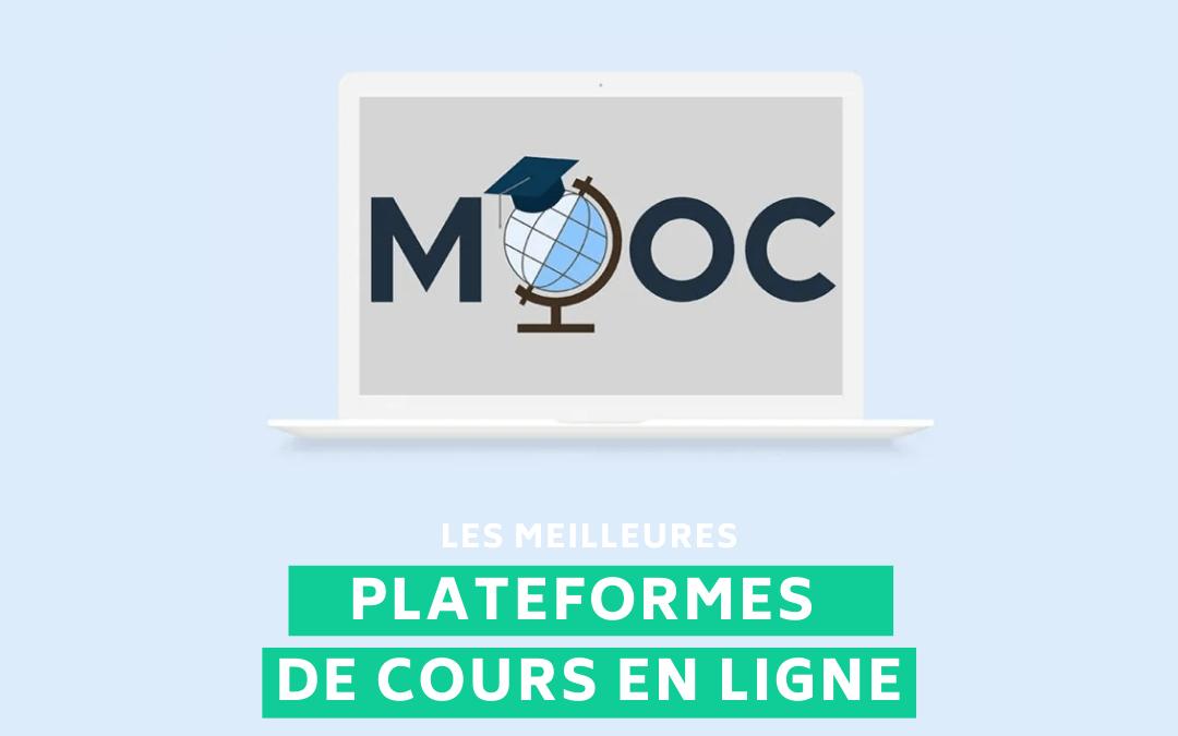 Les meilleures plateformes MOOC pour les cours en ligne