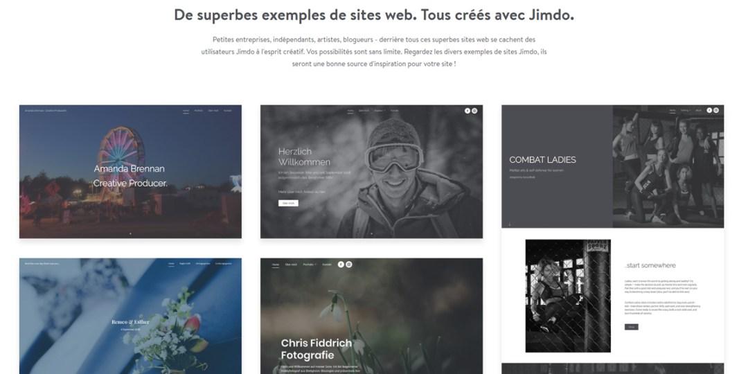 a156b6d75fa8ef Jimdo. Présentation Jimdo. Jimbo est un outil de création site web ...