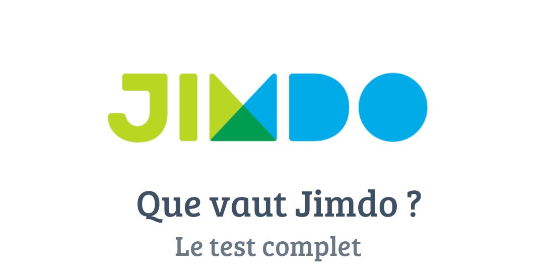 Jimdo : Test complet et avis