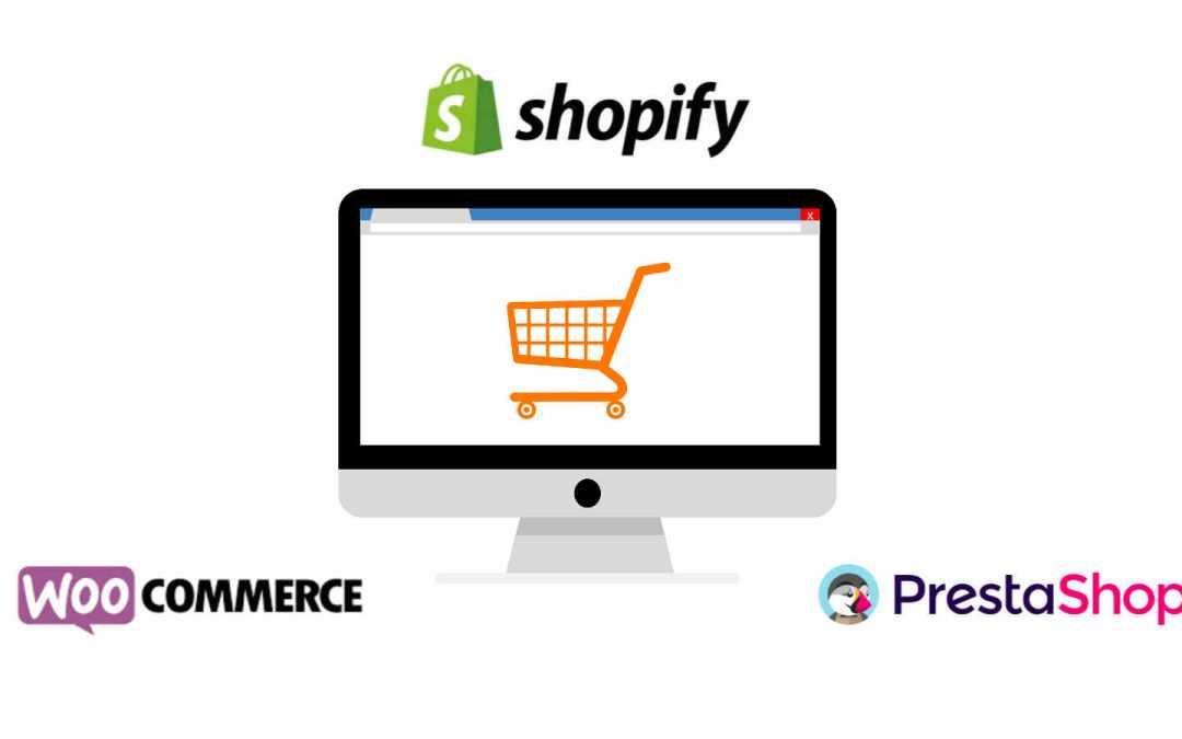 Comparatif des meilleurs CMS e-commerce
