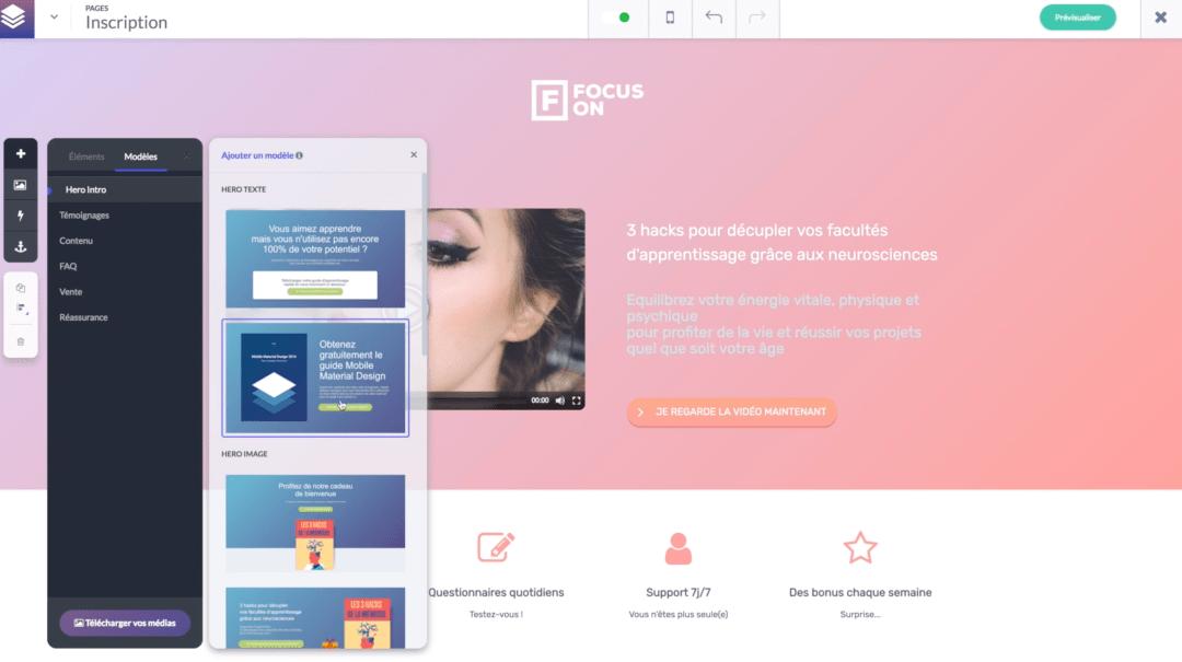 Editeur LearnyBox