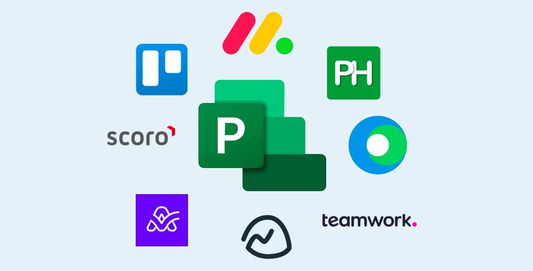 Quelles sont les meilleures alternatives à MS Project ?