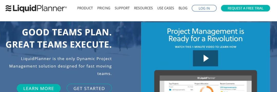 LiquidPlanner - Les meilleurs outils de communication pour la gestion de projet
