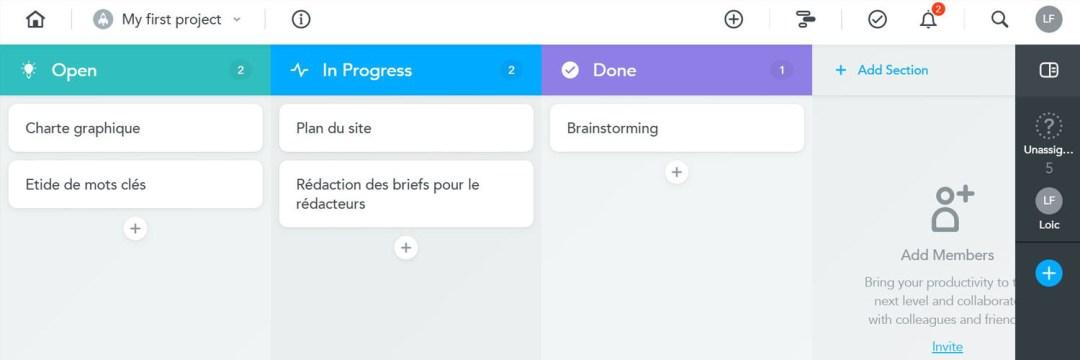 MeisterTask - Les meilleurs outils de communication pour la gestion de projet