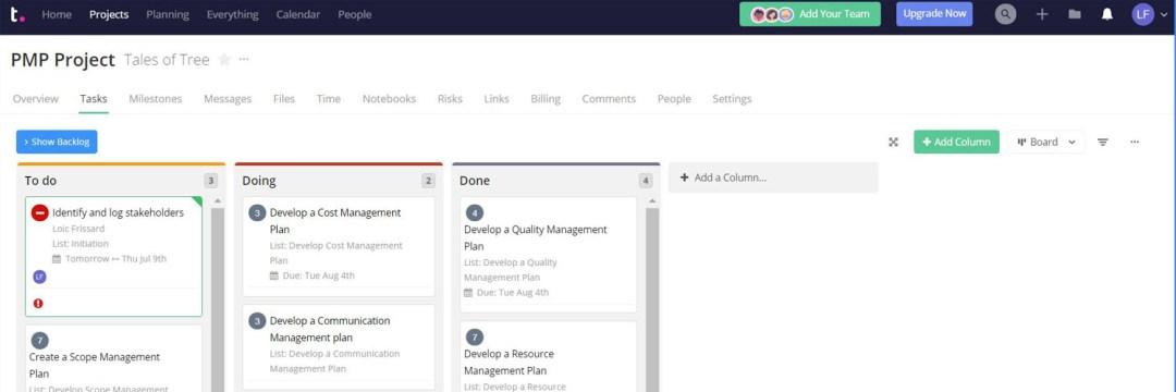 teamwork project - les meilleures alternatives à MS Project