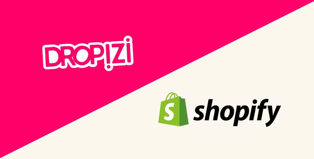 Shopify vs Dropizi