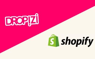 Shopify vs Dropizi: quelle solution choisir pour le dropshipping?