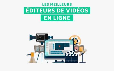 Les 10 meilleurs éditeurs de vidéos en ligne