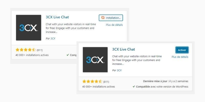 Install 3CX Live Chat
