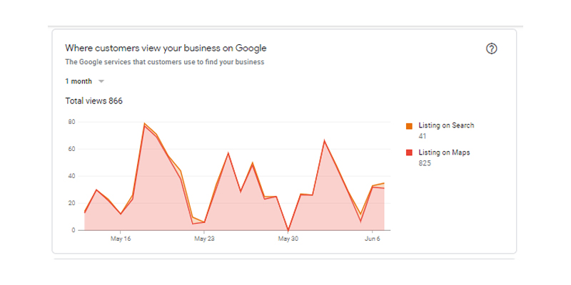 Google My Business Where Customer View Your Business on Google