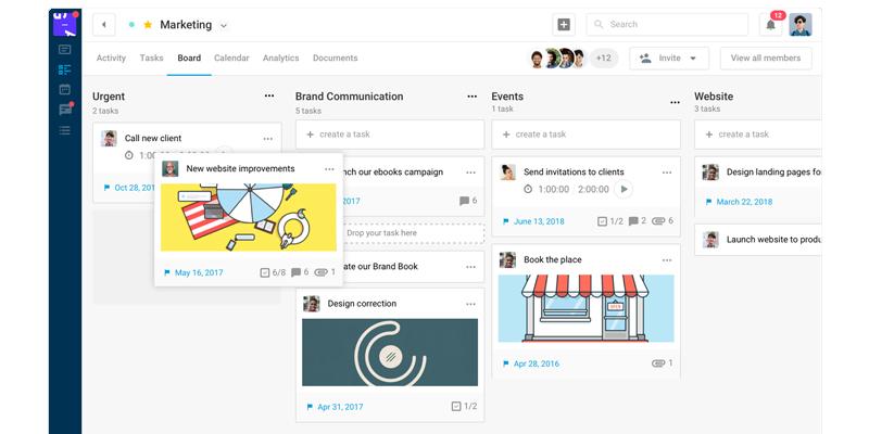 réseaux sociaux d'entreprise (RSE) - azendoo