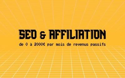 Formation SEO & Affiliation : Que vaut le cours en ligne d'asyncr0ne ?