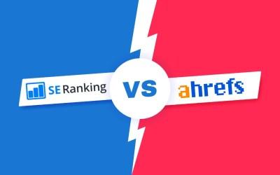 SE Ranking vs Ahrefs : Quel outil SEO all-in-one choisir ?
