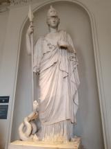 Minerva by the British School