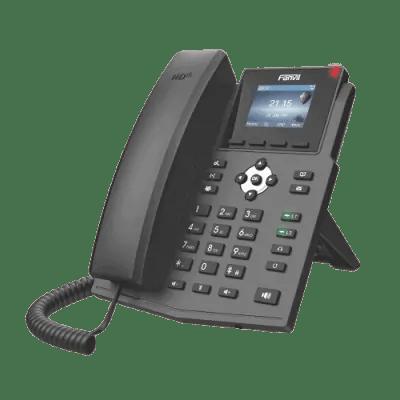 Fanvil X3S V2 IP Phone Non PoE (X3S V2)