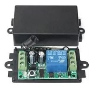 Wireless Relay Switch