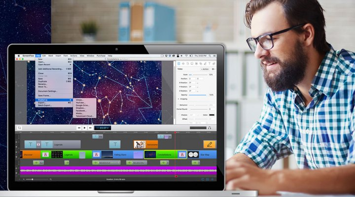 ScreenFlow Review and Discount: Best Screen Capture and Editing Software.