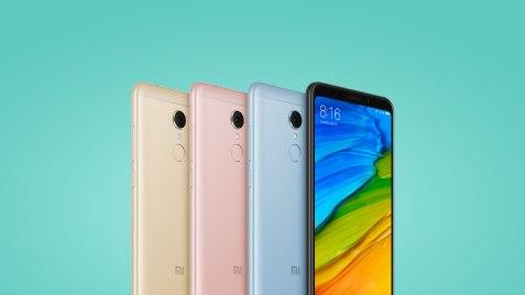Xiaomi Redmi 5 in Kenya