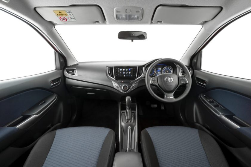 Toyota starlet 2020 interior - digitrends africa