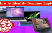 How to identify genuine laptop