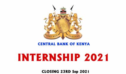 CBK Internship 2021