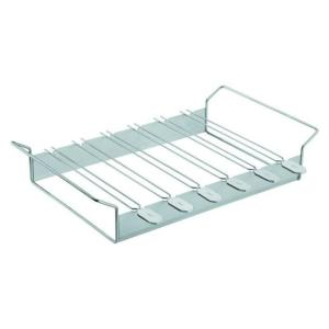 Roesle Grill Rack with 6 Grill Skewers