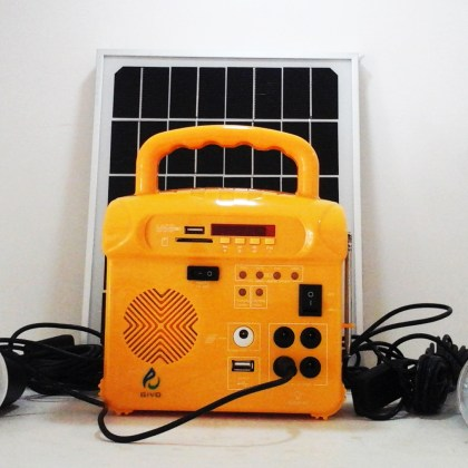 Kit solaire GIVO-SJ-1007-1