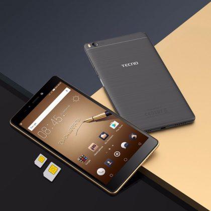 Tablette Tecno Phone Pad 3 – 4G LTE – 7″