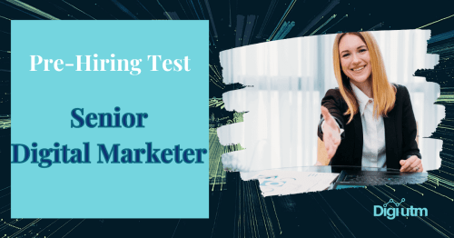 tests for digital marketer candidates