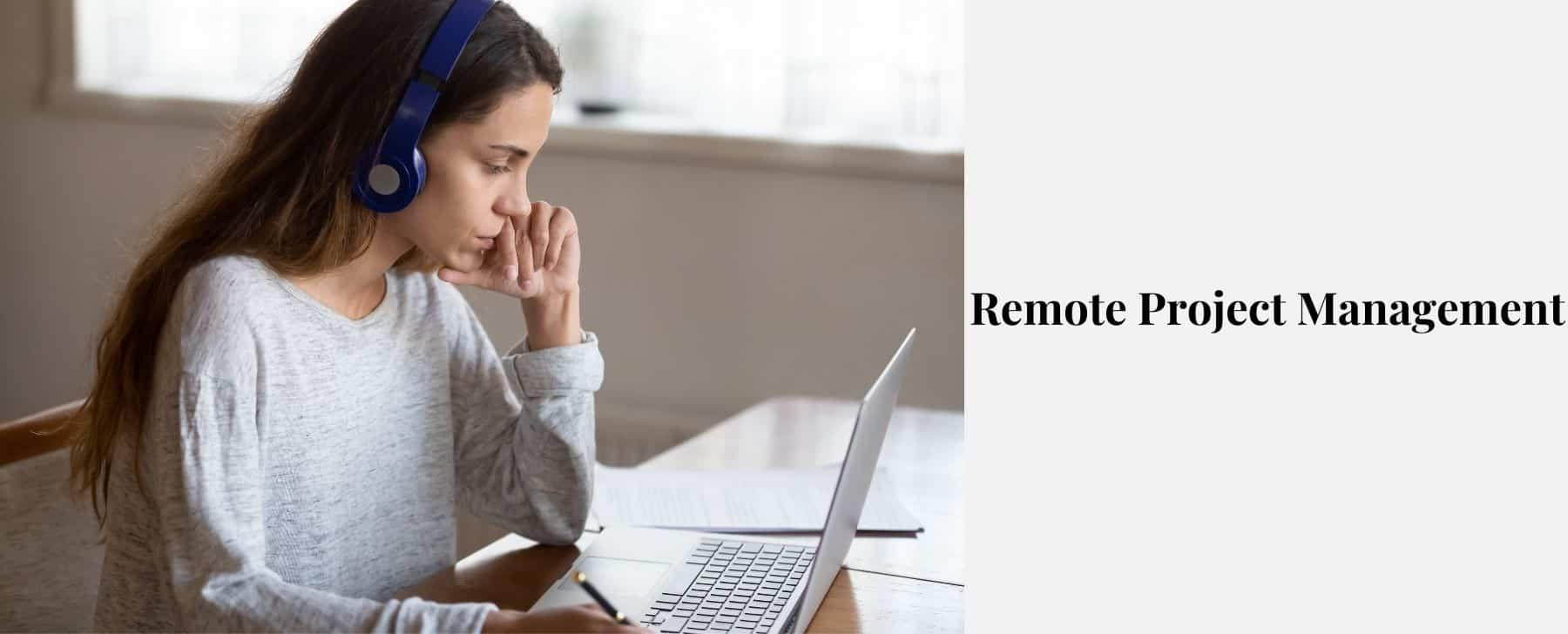 Remote Project Management