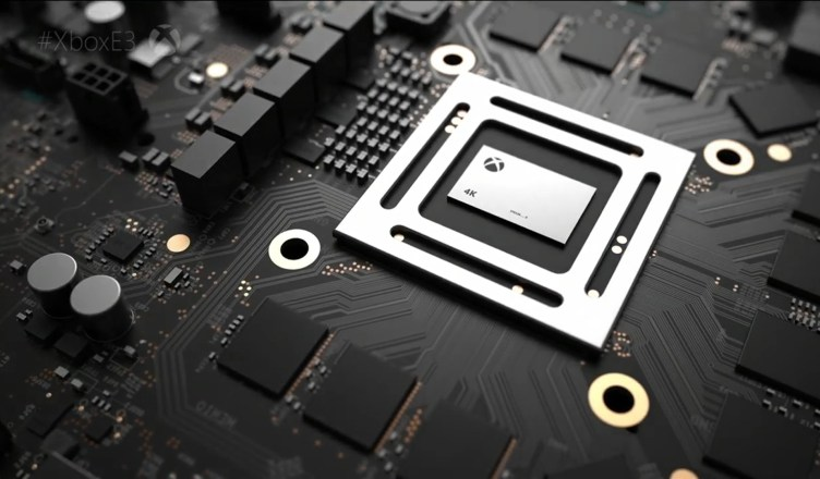 Xbox Scorpio - 12GB of GDDR5 memory