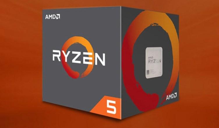 AMD Ryzen 5 1600X 6-core OC