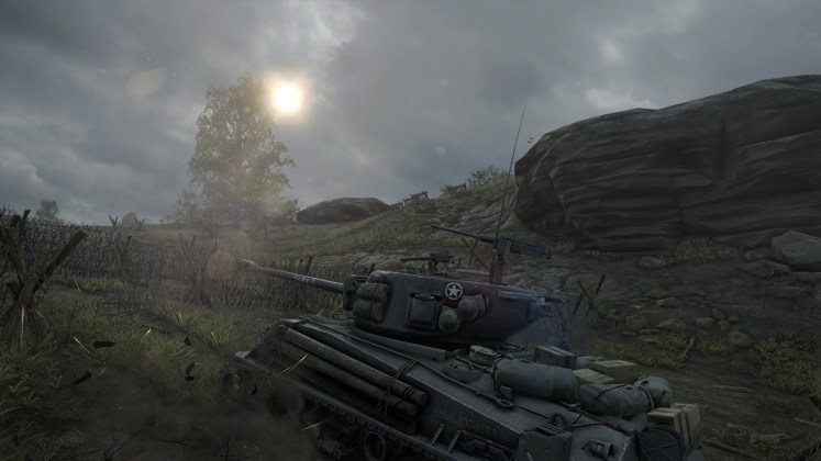 World of Tanks 4K screenshots Xbox One X